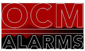 OCM Alarms Logo